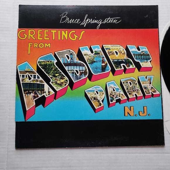 Bruce Springsteen Vinyl Greetings from Asbury Park